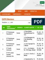 GAPKI Members | Gabungan Pengusaha Kelapa Sawit Indonesia (GAPKI)
