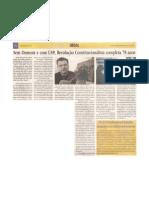 Sem Dumont e com USP, Revolução Constitucionalista completa 78 anos