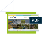 De Los Datos Sobre Biodiversidad a Las Decisiones