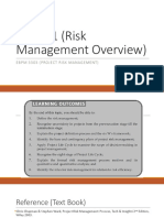 TOPIC 1 (Risk Management Overview)