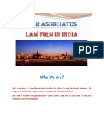 SNR Associates - Law Firm in India