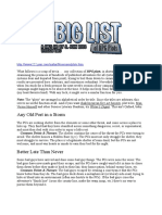The Big List of RPG Plots