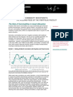 Commodity Investments Missing Piece of Portfolio Puzzle 201209