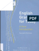 Leech 2003 - English Grammar for Today