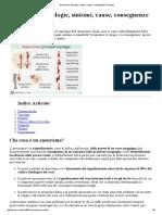 Aneurisma_ Tipologie, Sintomi, Cause, Conseguenze e Terapie