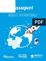 Passeport  de la mobilité internationale