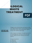 9. Biological Waste Treatment Che 511 2