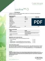 Crodazoline O turunan imidazoline