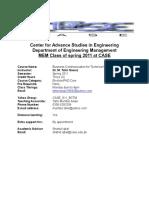 BusinessCommunication Course Outline (1)