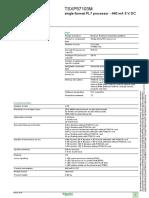 Modicon Premium Automation Platform TSXP57103M