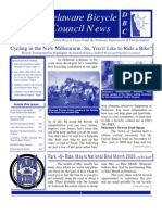 April 2000 Delaware Bicycle Council Newsletter