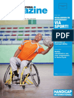 MAGAZINE - Handicap international België  #114