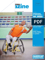 MAGAZINE - Handicap international Belgique  #114