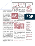 April 2002 Delaware Bicycle Council Newsletter