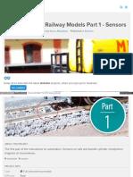Io Steve Massikker Automation of Railway Models