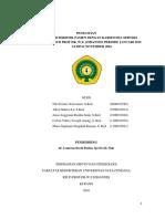 FIX - Tugas Penelitian Karsinoma Serviks Pada RSUD Prof Dr W Z Johannes Kupang Periode Januari 2015-November 2016