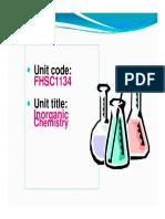 Fhsc1134 Ioc Chapter 1