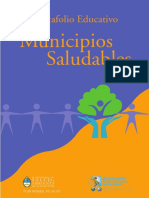 2013 09 Portafolio Educativo Municipios Saludables