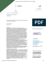 Le Partecipazioni Reciproche Nelle Società Quotate (Art. 121 D. Lgs