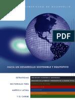 Hacia Un Desarrollo Sostenible y Equitativo