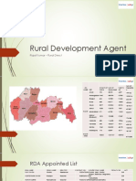 Rural Development Agent Rajat