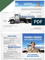 III Folder Caminhao Pipa e Desinfecçao