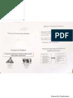 Exit Strategies Financial Statement Analysis