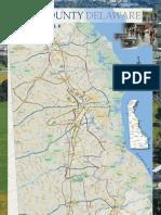 Kent County Bike Map