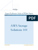 Aws Storage Solutions