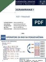 PI - A10 - Pokazivaci.pptx