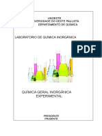 Apostila Quimica Geral e Inorganica