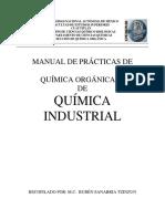 Prácticas de Química Orgánica III QI