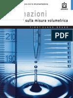 Brochuere Volumenmessung IT