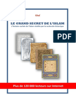 Lafontaine Odon - Le Grand Secret de l'Islam