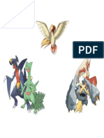 E. Pokemon