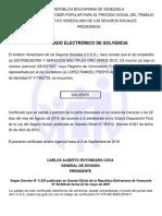 CertificadoElectrónicoDeSolvenciaH