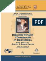 Derechos Humanos y Constitución en Iberoamérica