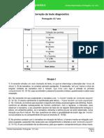 Oexp12 Teste Diagnostico Correcao