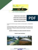 Biodigestores Equipos a Biogas
