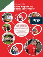 HRUK  Trustees' Annual Report 2014