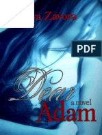 Ava Zavora - Dear Adam.epub