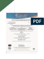 Certificado-XLPE
