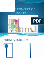 Basic Consepts of Boiler