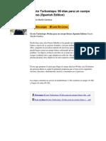 El Reto Turbosteps 90 Das Para Un Cuerpo Fitness Spanish Edition by Fausto Murillo Gamboa b0145l85zqpdf