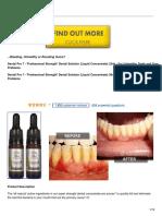 GingivitisTreatment - How To Treat Gingivitis - FreePdf