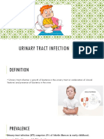 Urinary Tract Infection in Paediatric