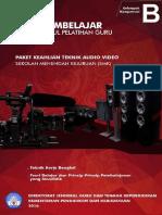 Teknik Audio Video_Teknik Kerja Bengkel - Kepri-Indonesia.com