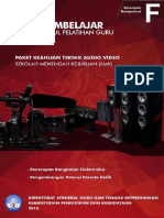 Teknik Audio Video_Penerapan Rangkaian Elektronika - Kepri-Indonesia.com