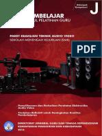 Teknik Audio Video_Pemeliharaan Dan Perbaikan Peralatan Elektronika Audio Video - Kepri-Indonesia.com