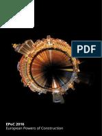 Deloitte ES Infraestructuras Epoc2016